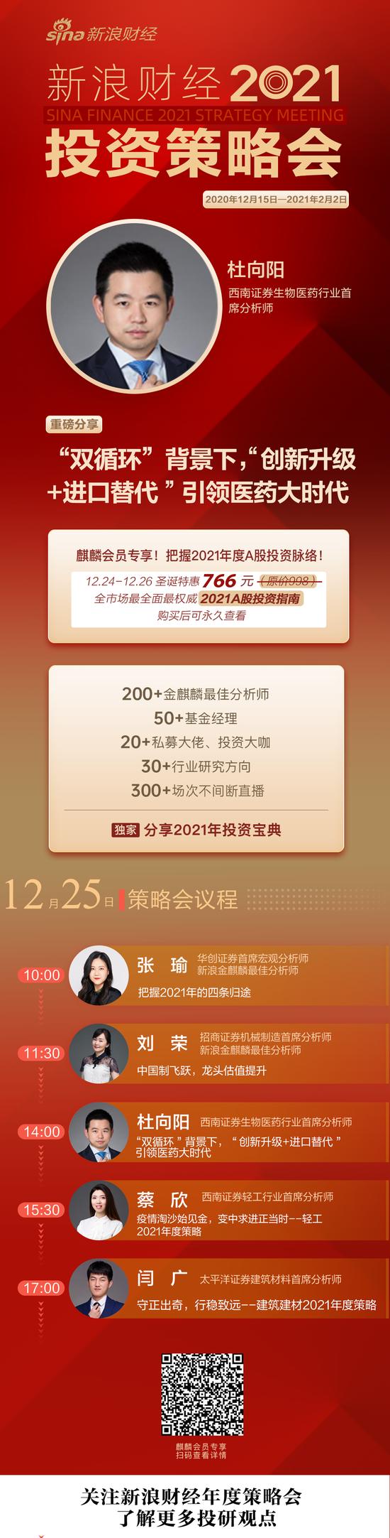 电银付安装教程(dianyinzhifu.com):杜向阳:双循环靠山下创新升级+入口替换引领医药大时代