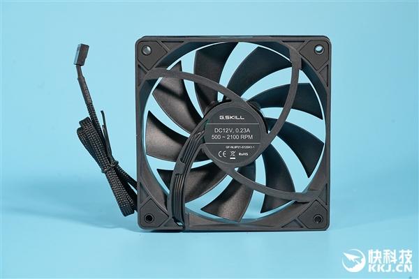 usdt充值接口(caibao.it):首次杀入CPU水冷 芝奇ENKI 360水冷散热器图赏 第8张