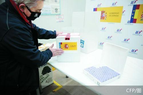 新冠疫苗运抵欧盟 德国等开始接种