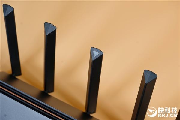 电银付使用教程(dianyinzhifu.com):6000兆无线史上最强!小米路由器AX6000开箱图赏 第12张