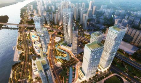 佳兆业城市更新取得新年开门红 广州石溪更新改造项目正式启动