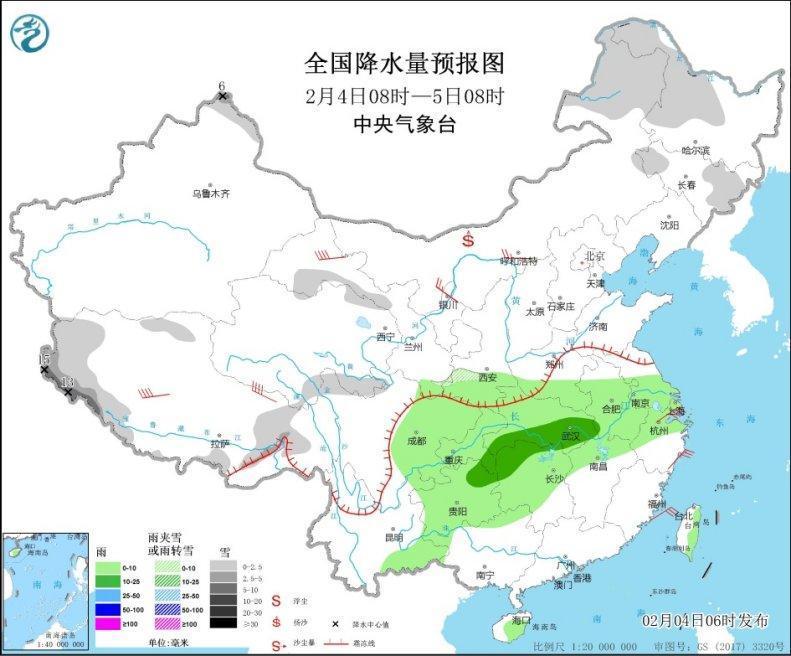 北京河南等地升温 湖南贵州等地出现大雾