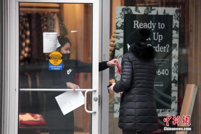 加拿大累计新冠病例突破80万 疫情出现受控迹象