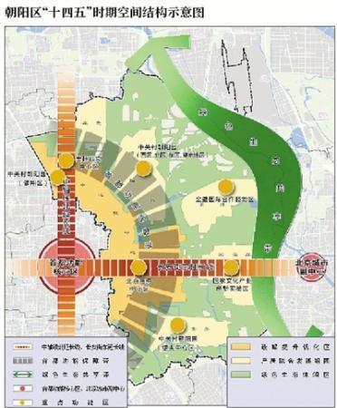 """""""十四五""""北京CBD核心区将基本建成"""