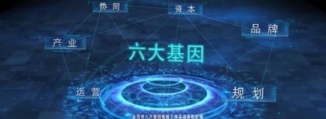 """产业地产""""四大湖"""""""