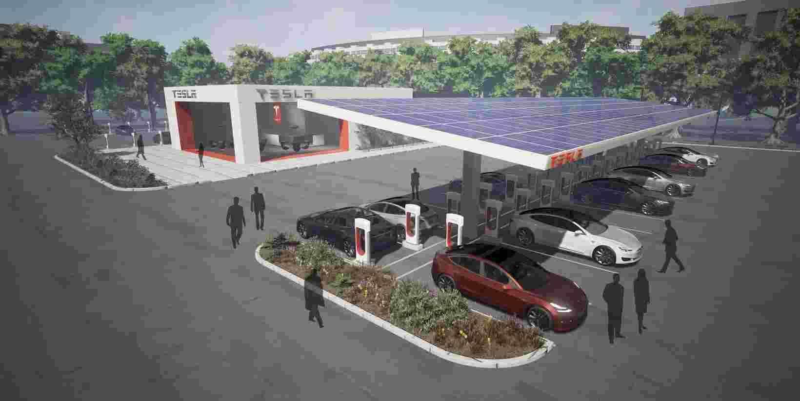 特斯拉在加州推出夜间充电5折优惠计划