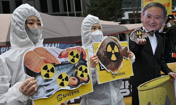 邻国强烈反对核污水入海 美媒:日本未赢得邻国信任