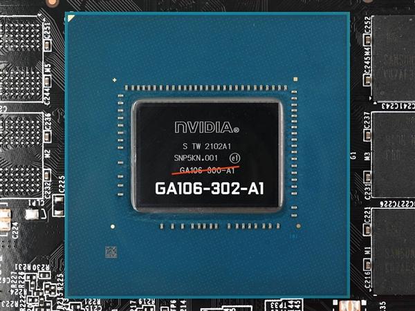 RTX 3060更换芯片:打压挖矿、破解驱动失效