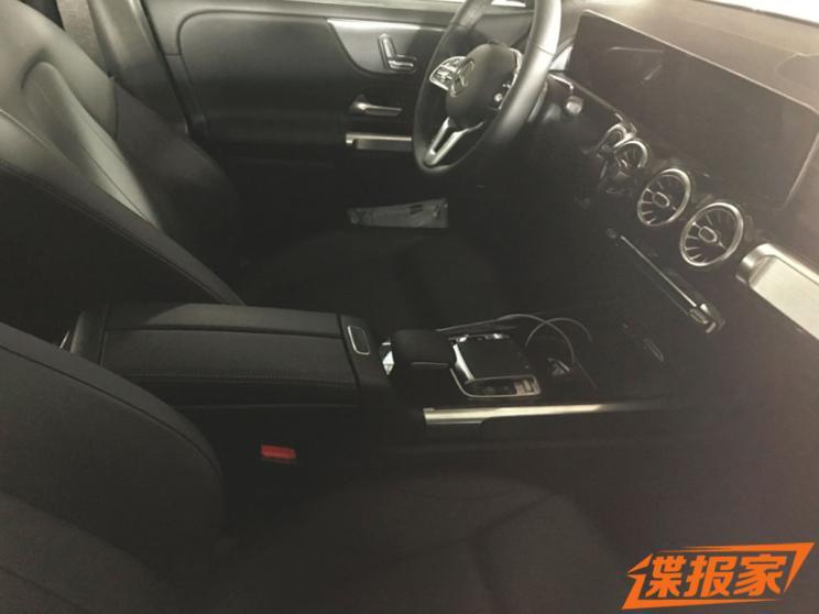 2021上海车展探馆:奔驰EQB将全球首发