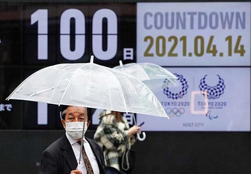 日媒:东京奥运会百天倒计时 日本新冠疫情防控到底行不行很纠结