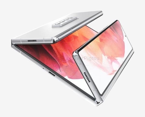 爆料!三星Galaxy Z Fold3将有屏下摄像头 支持S pen