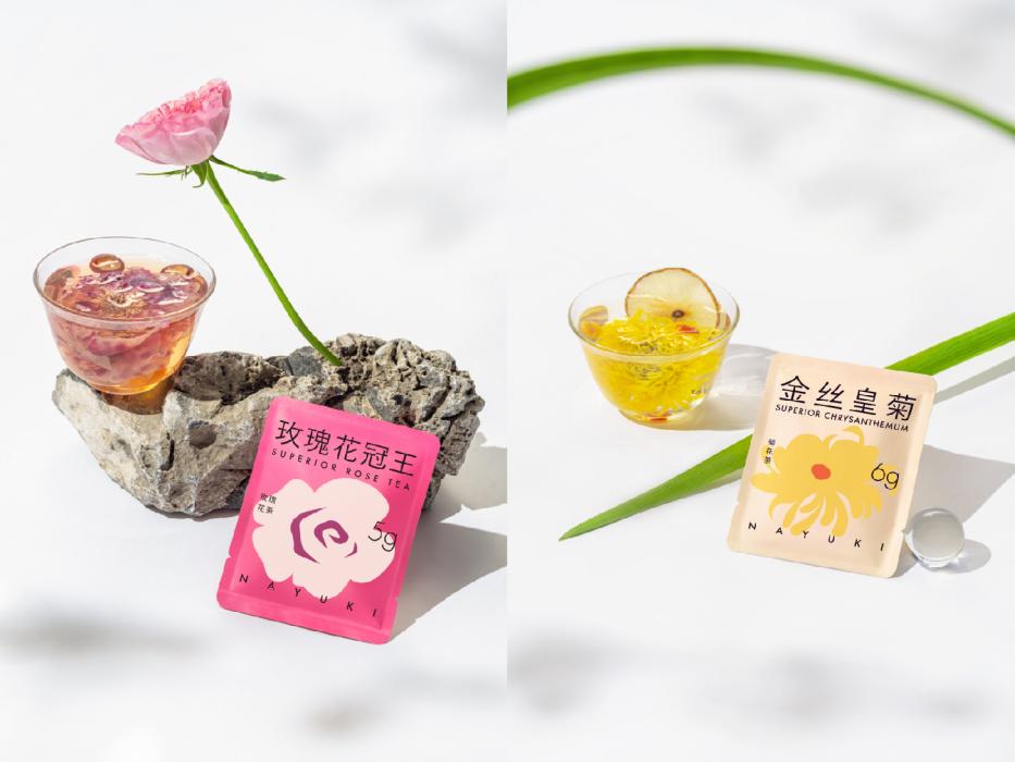 """奈雪""""一周好茶""""再推花茶系列 助推上游茶产业发展"""