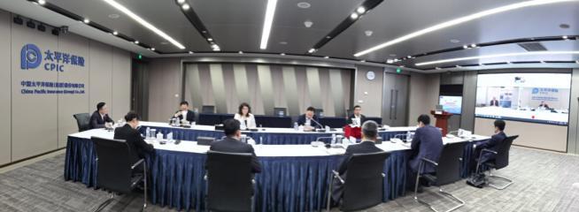 中国太保:发力碳中和 加速发展绿色金融