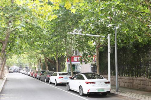 """智慧停车助力碳中和 """"慧停车""""打造环保出行标杆"""