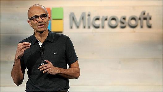 """微软CEO针对""""盖茨事件""""发表评论:企业高管不能滥用权力"""
