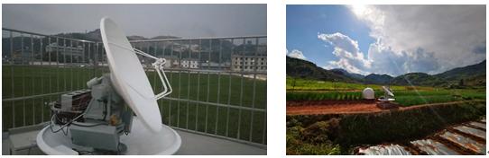 打造智慧农业、保障农业安全,理工雷科黑科技产品惊艳第十一届农博展