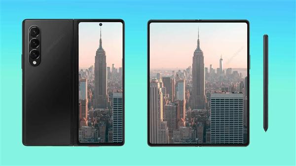 骁龙888 Pro真全面屏!曝三星Galaxy Z Fold3已开始量产