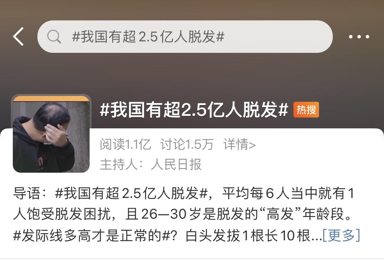 雍禾医疗IPO背后:植发 费用人均2.8万元,价高10万元