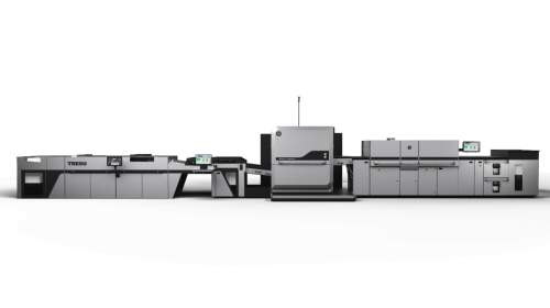 惠普亮相CHINA PRINT 2021,全球首次展出HP Indigo 100K
