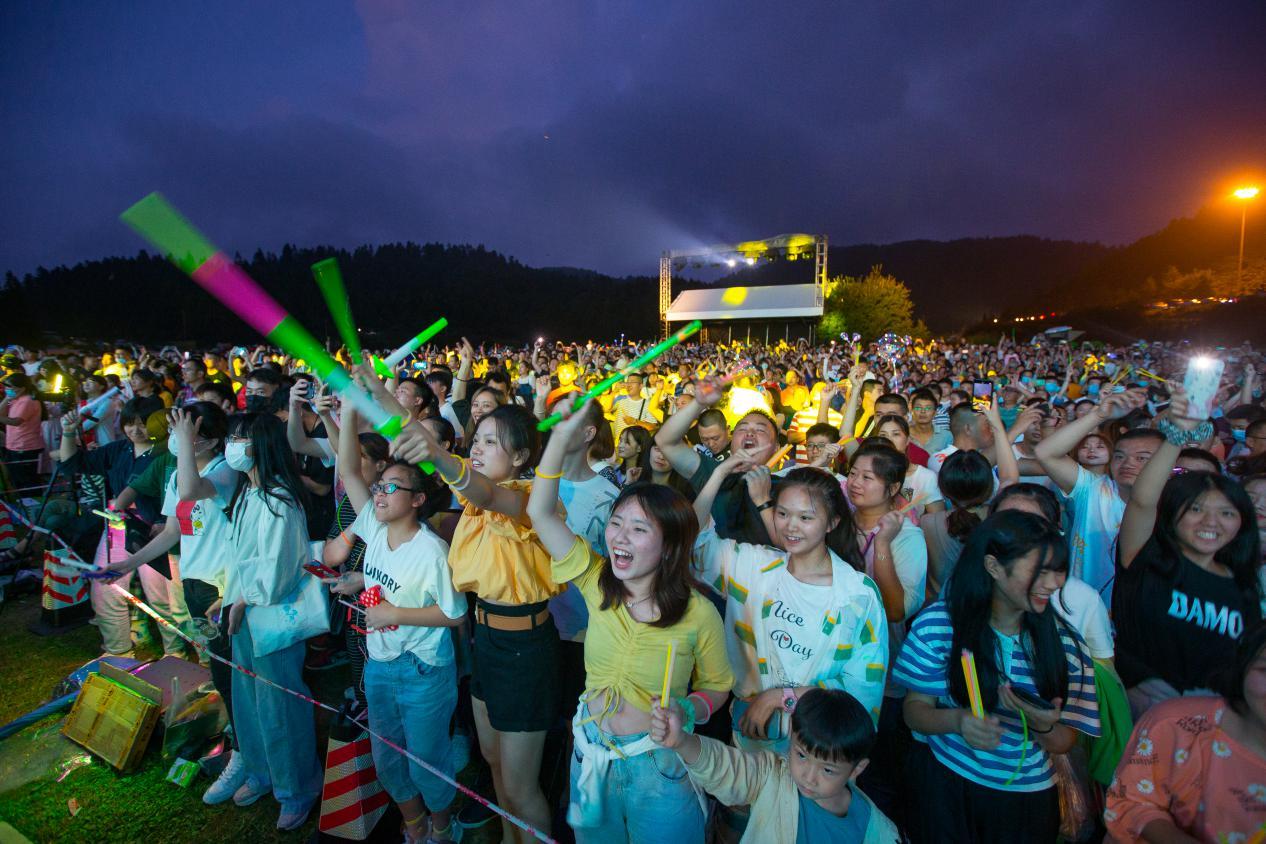 每周陪你high!仙女山音乐季7月24日震撼来袭