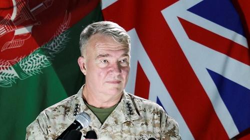 法媒:美国中央司令部司令称美军继续空袭塔利班 支援阿富汗政府军