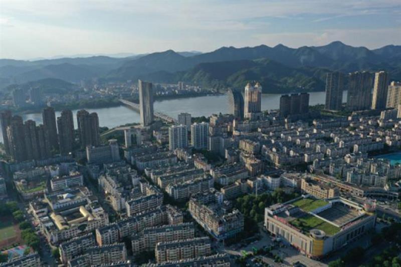 为何它是中国最幸福的县市?答案可能在这里