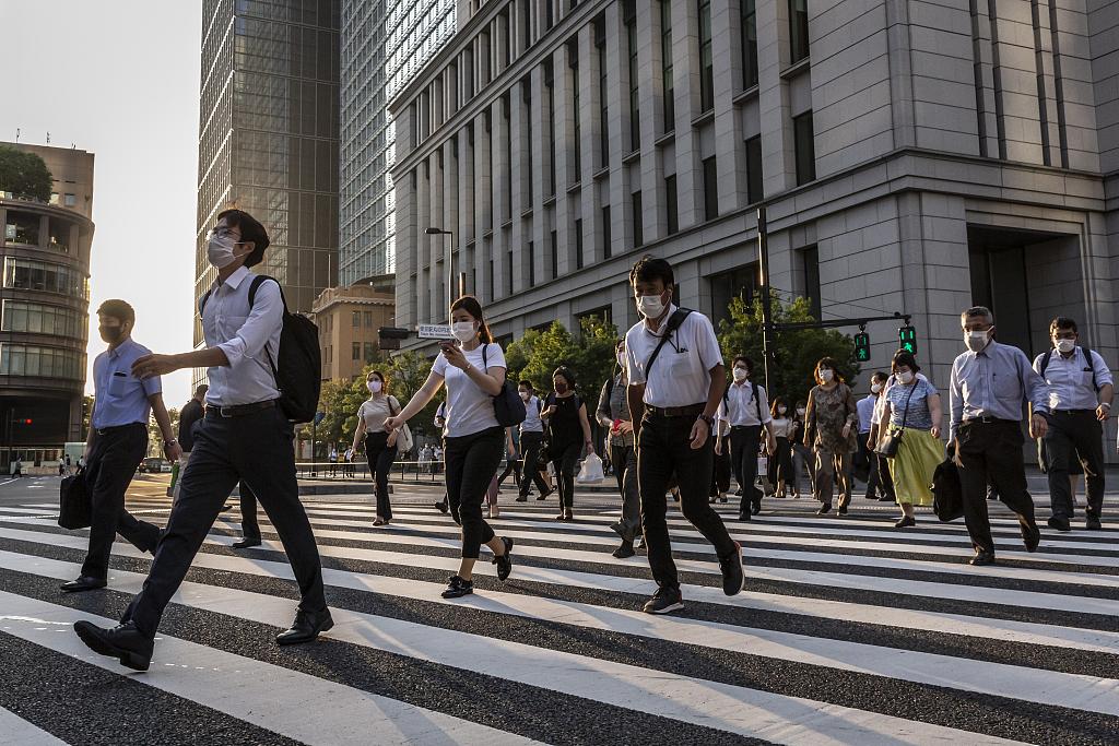 东京单日新增新冠病例首次超3000例