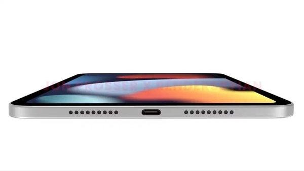 iPad mini 6外形巨变:升级全面屏 还要砍掉Home键