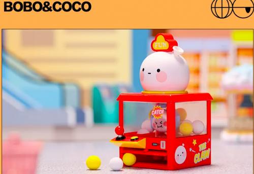 邂逅泡泡玛特BOBO&COCO有间小店 治愈系家族带来夏日慰藉