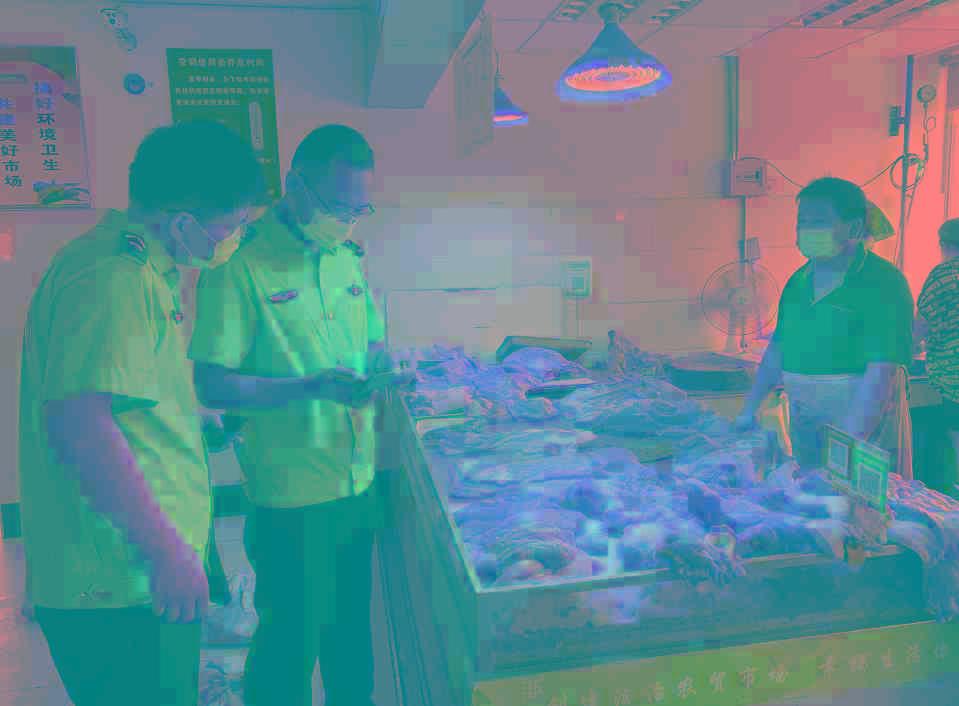 未明码标价 江苏扬州7家农贸、批发市场经营户被罚