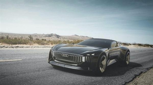 轴距可变!奥迪全新概念车发布:A8L秒变A5