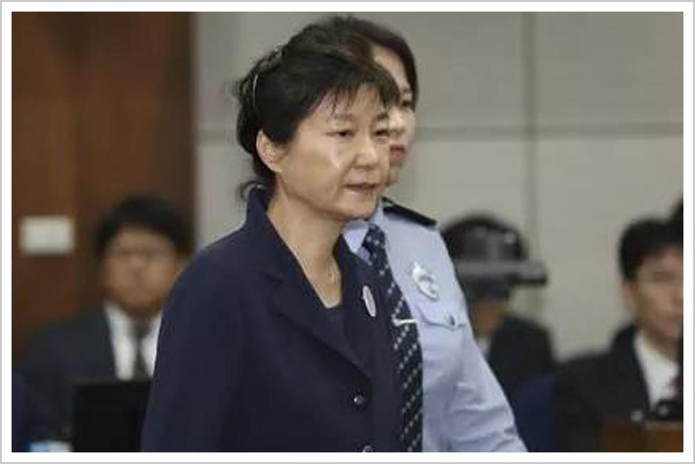 韩国监狱关不住三星太子