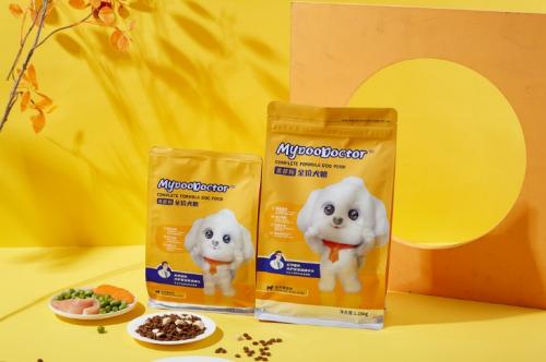 《狗狗营养知多少?爱宠健康营养粮首选麦都狗》