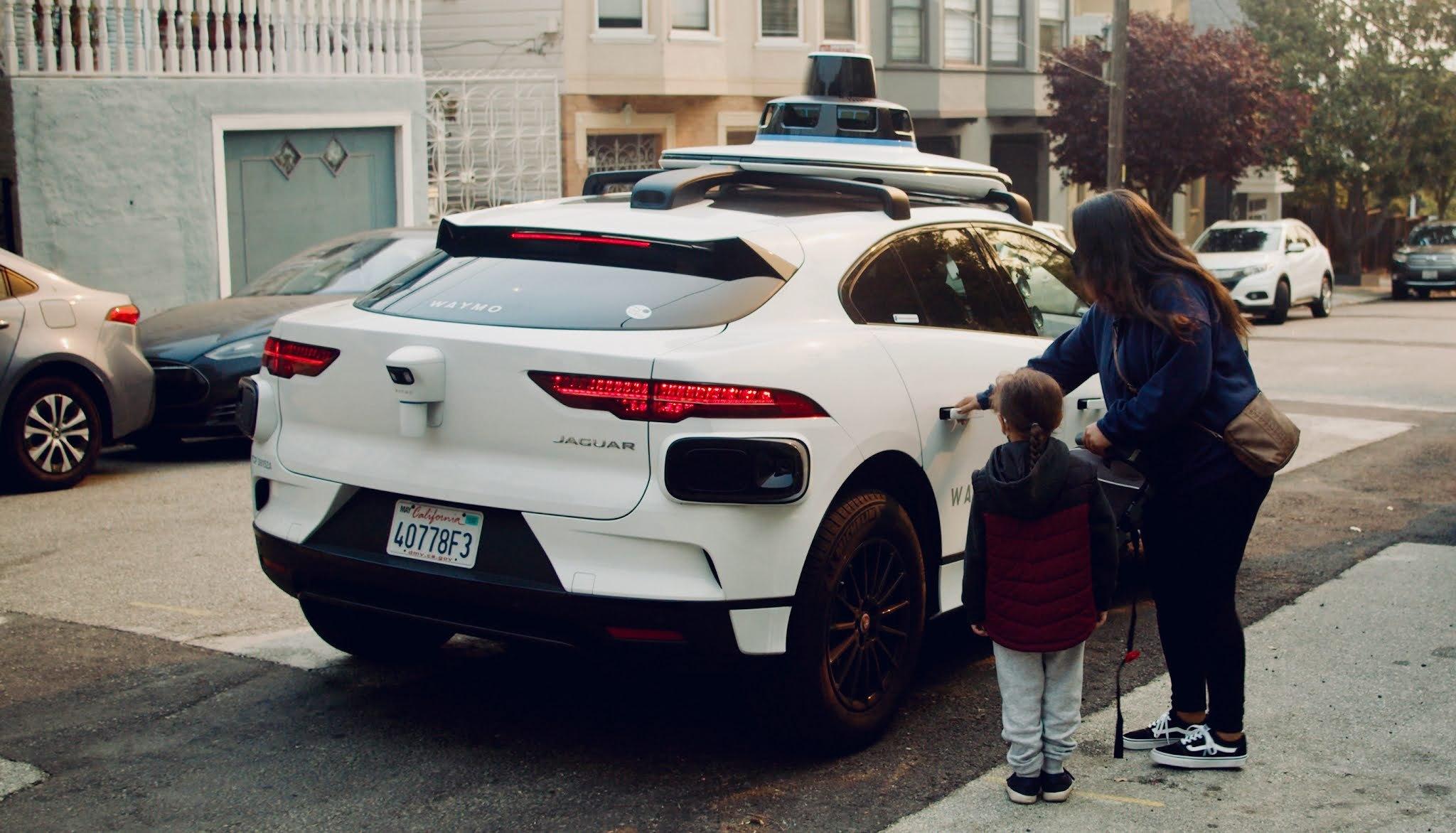 谷歌旗下Waymo自动驾驶系统首次在大城市公测