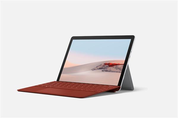 微软Surface Go 3跑分曝光:搭载10代奔腾或酷睿处理器