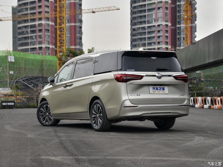 48V轻混系统 2022款GL8 ES陆尊9月上市