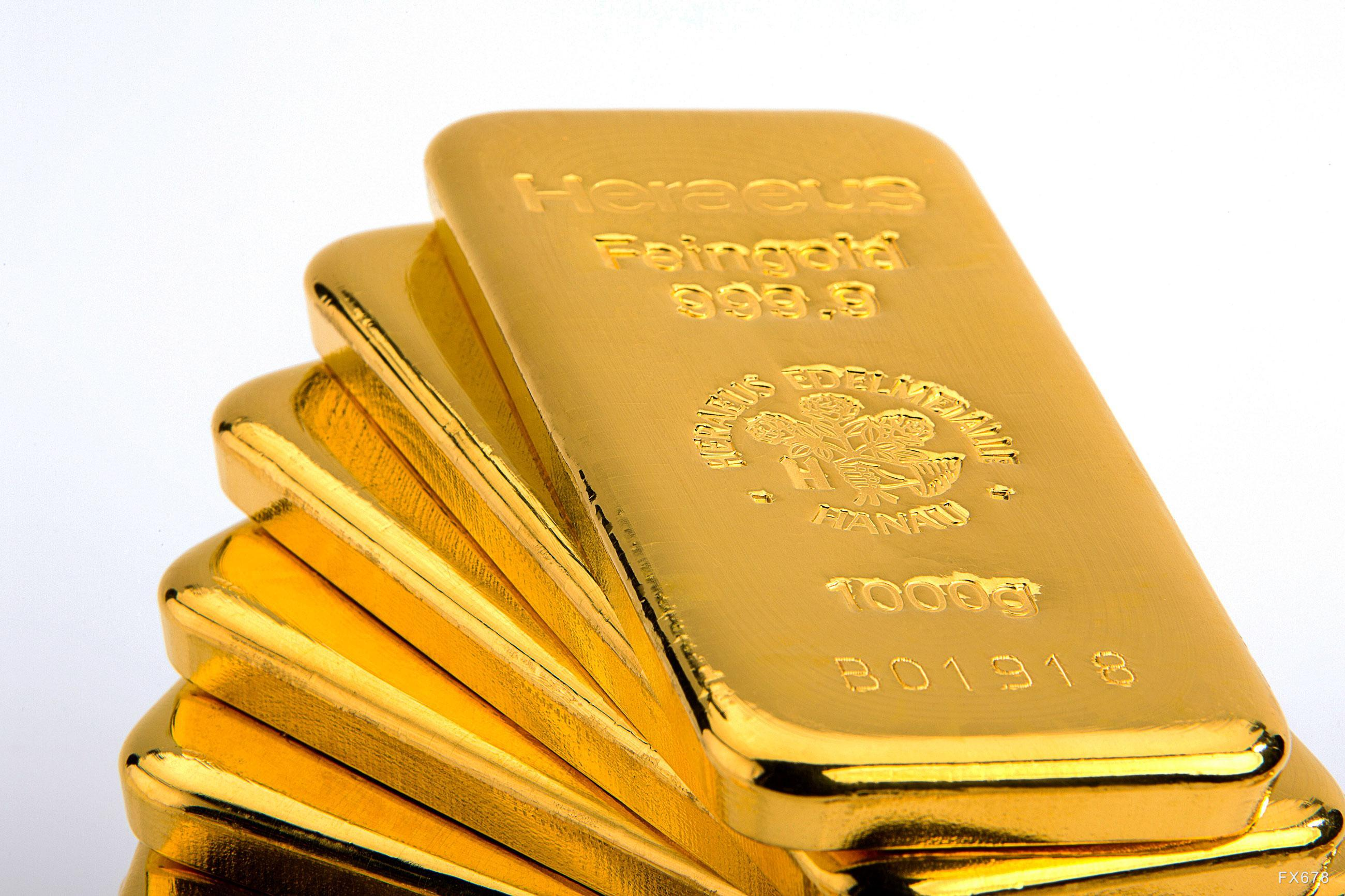 澳门体育比分9月9日黄金交易策略:金价跌势难改,但需警惕欧银决议