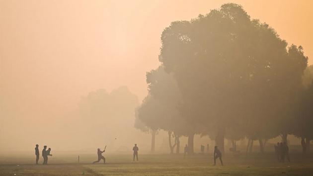 印度污染严重的空气是如何变成地砖的?