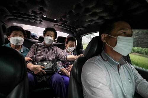 韩媒:韩国农村推广百元出租车 穷人花几美分就可以出门缓解农村交通难