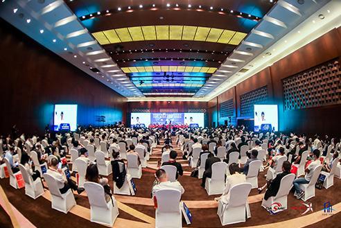 第九届中国中小企业投融资交易会开幕式现场