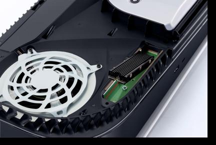 索尼PS5重大版本更新!正式支持M.2 SSD扩容