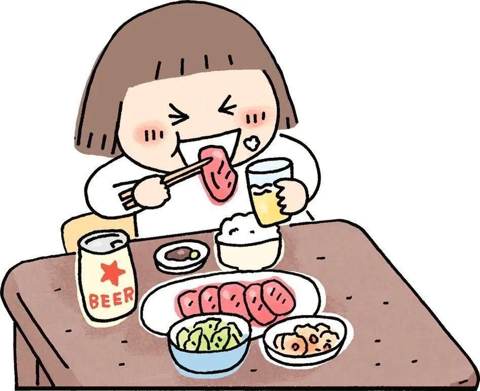 肚子饿的时候,你最想吃什么?
