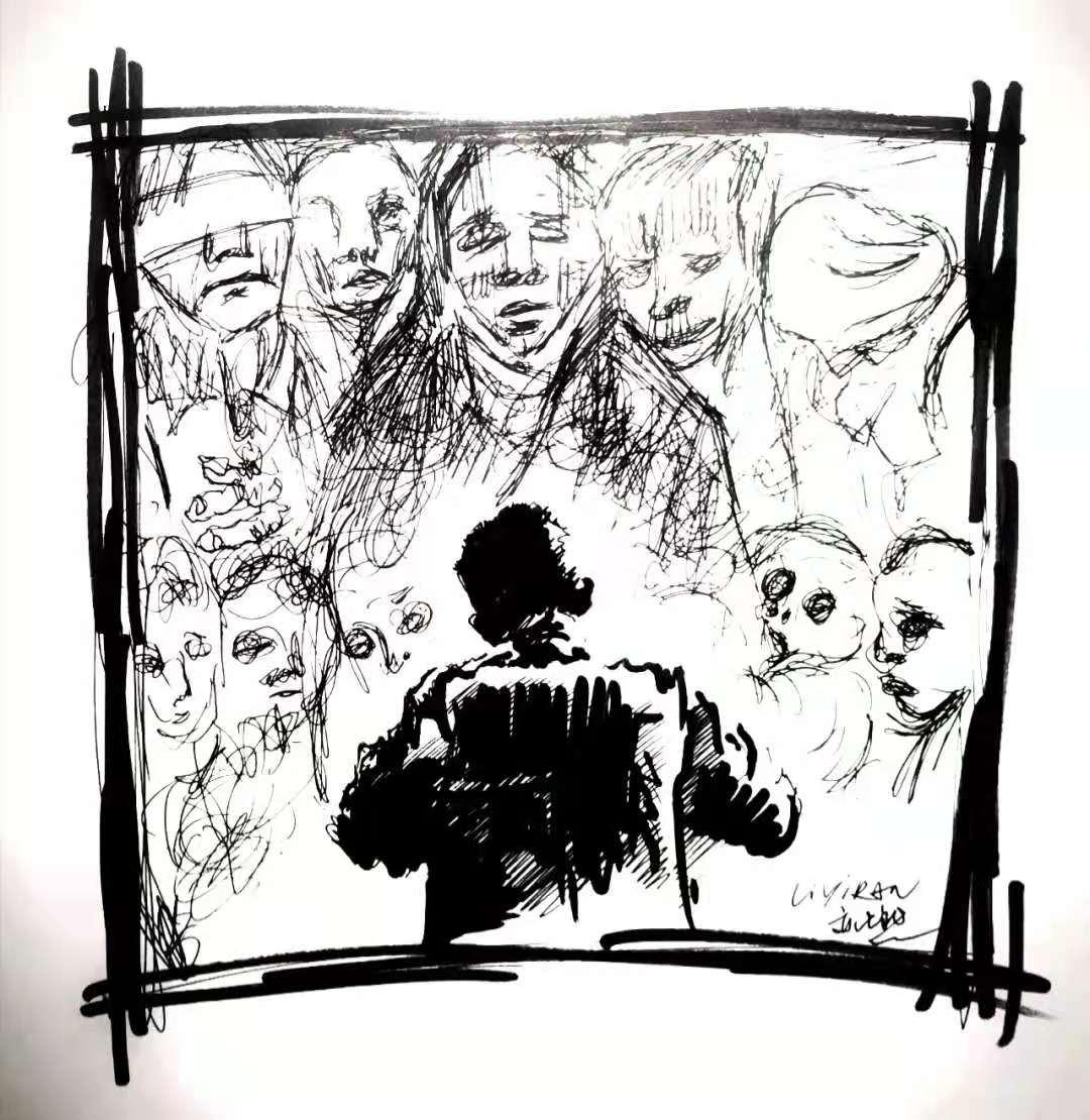 肩住黑暗的闸门,在铁屋中呐喊 | 鲁迅诞辰一百四十周年